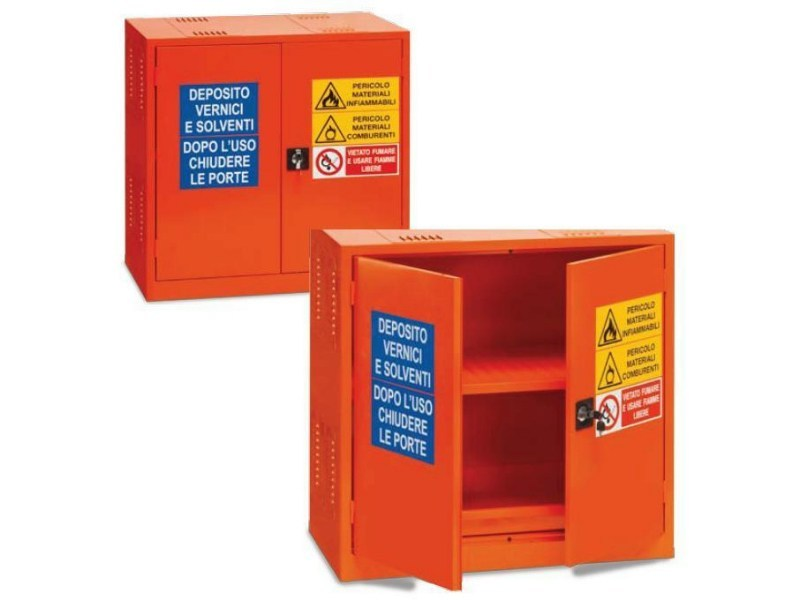 Security locker Security locker - Castellani.it