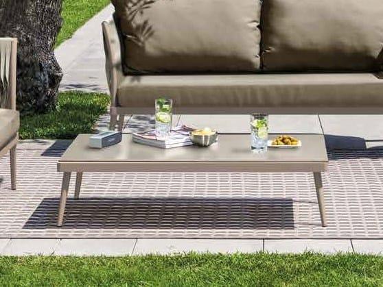 Low garden side table ELITE | Coffee table - Talenti