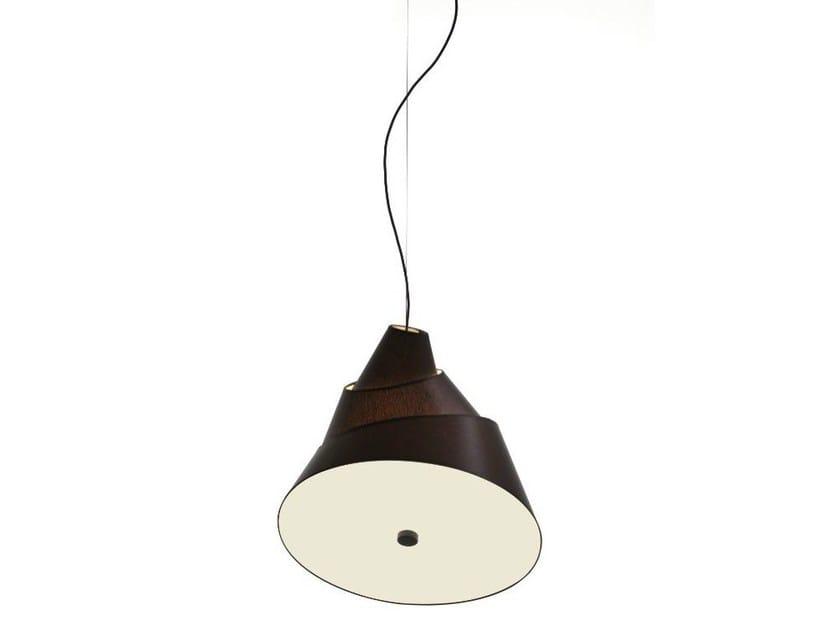 Fluorescent pendant lamp BABEL - VERTIGO BIRD