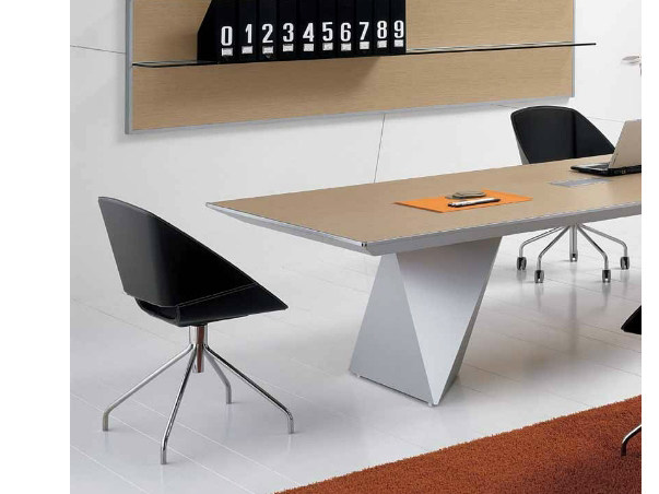 Trestle-based reception chair ERACLE | Trestle-based chair - Castellani.it
