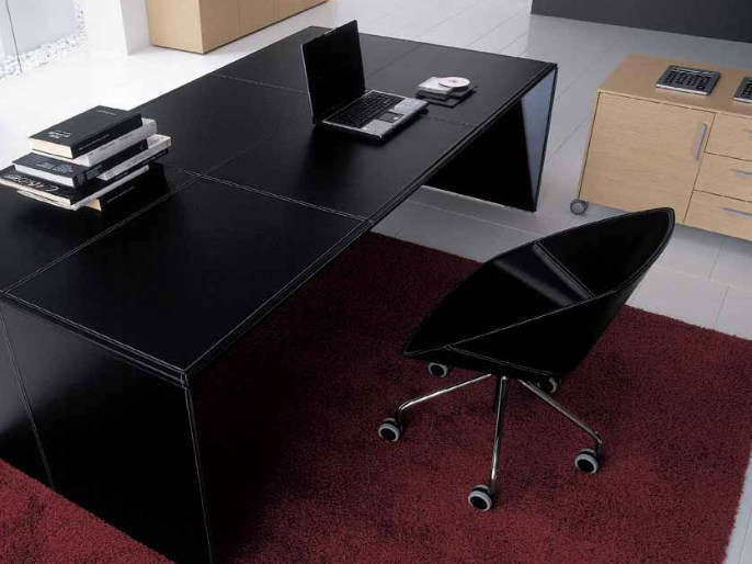 Rectangular office desk ERACLE | Office desk - Castellani.it