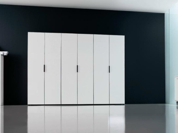 Office storage unit with hinged doors MIRÒ | Office storage unit with hinged doors - Castellani.it