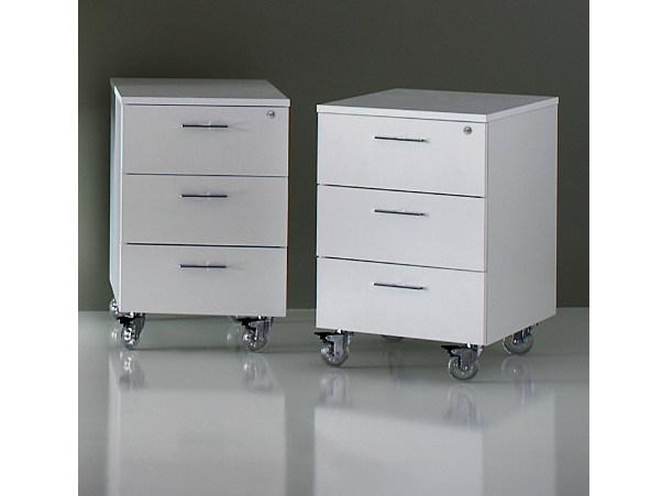 Office drawer unit with casters MIRÒ | Office drawer unit by Castellani.it