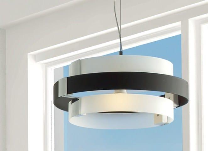 Chandelier CORONA | Pendant lamp - Cattaneo Illuminazione