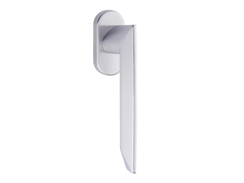 DK Zamak window handle SHARP | Window handle - Frascio