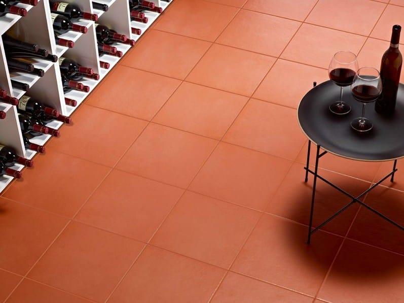 Porcelain stoneware flooring TIJOLEIRA - Revigrés