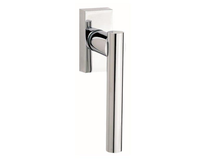 DK brass window handle MODULO Q | Window handle - Frascio