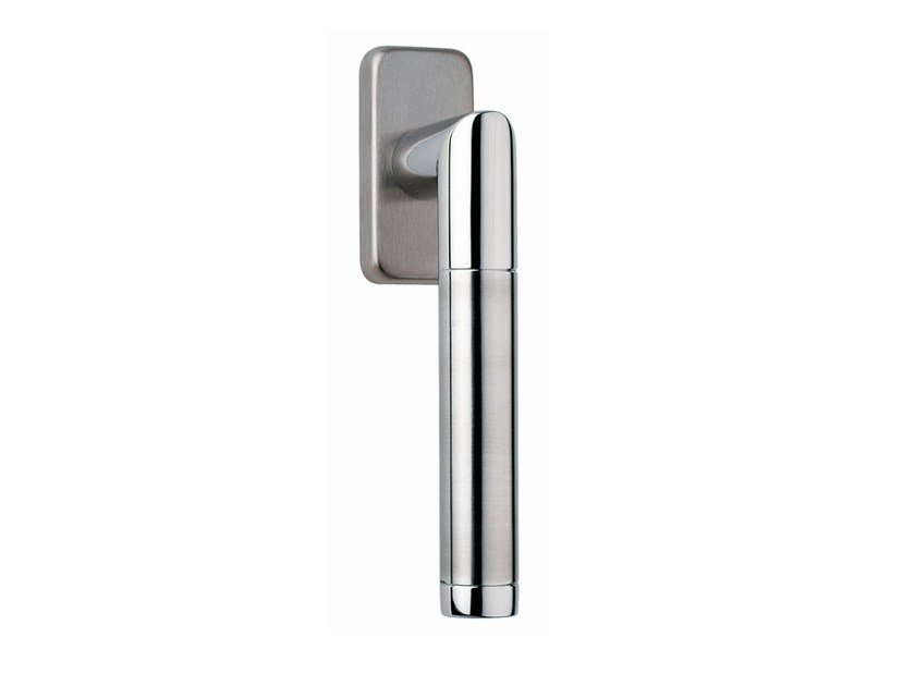 DK stainless steel window handle LOREDANA SQUARE | Window handle - Frascio