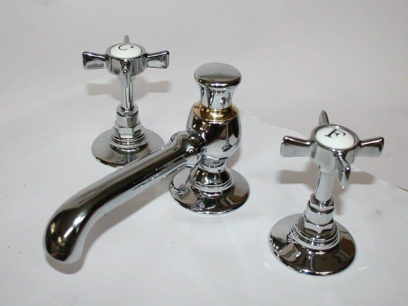 3 hole washbasin tap RL1031 | Washbasin tap - BLEU PROVENCE