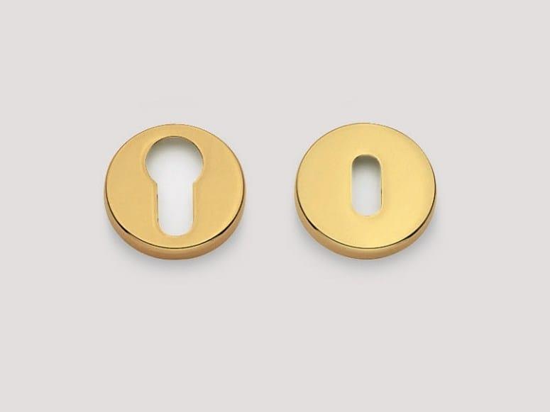 Round keyhole escutcheon 45 - Frascio