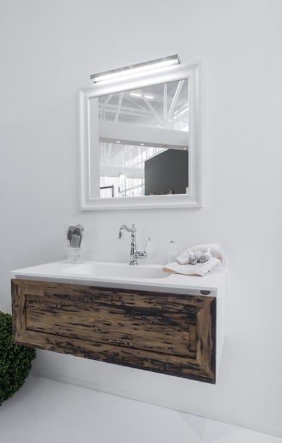 Bathroom furniture set CHARME VINTAGE 1 - BLEU PROVENCE