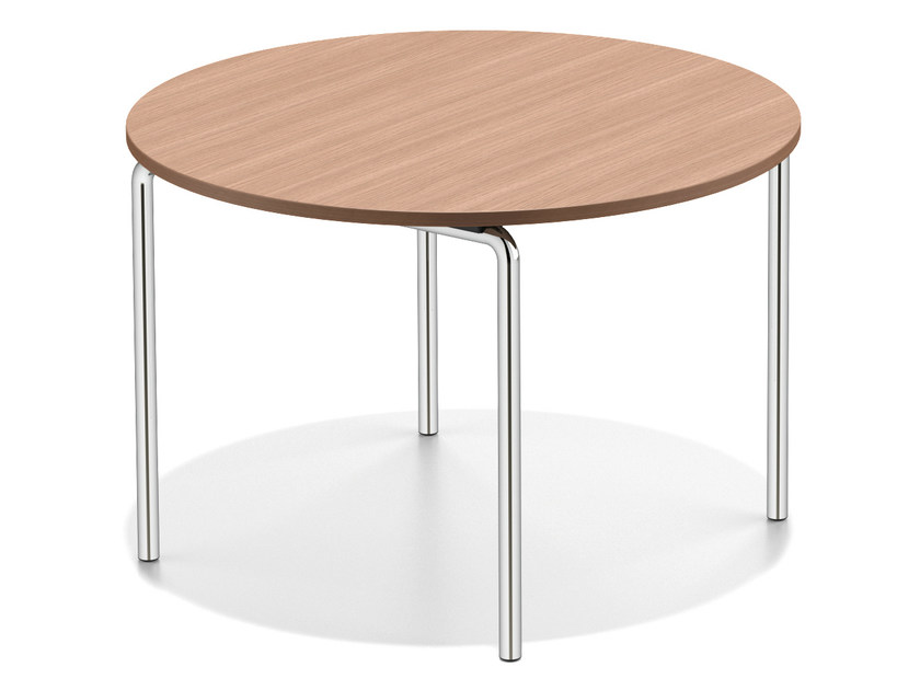 Round contract table LACROSSE I | Round table by Casala