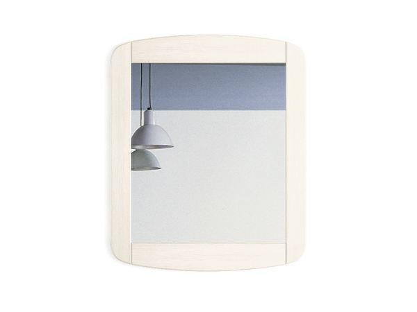 Rectangular mirror Mirror by Scandola Mobili