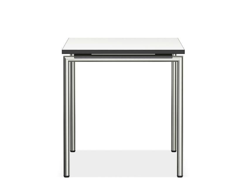 Square bench desk LACROSSE II | MDF bench desk - Casala