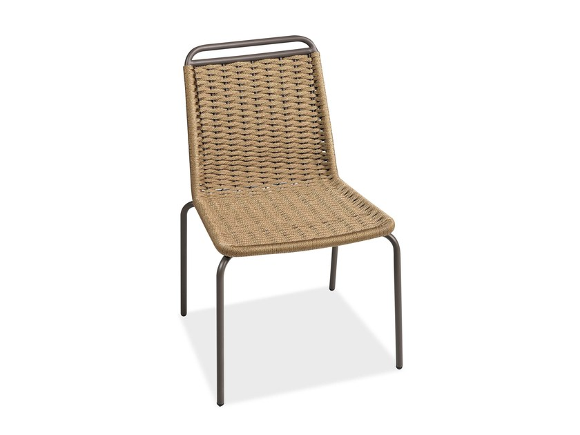 Rope garden chair PORTOFINO | Chair by Roberti Rattan