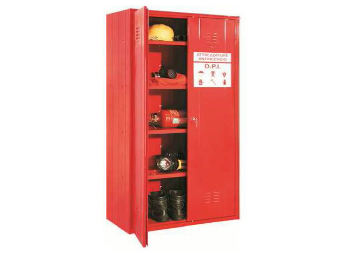 Heavy duty storage cabinet Heavy duty storage cabinet - Castellani.it