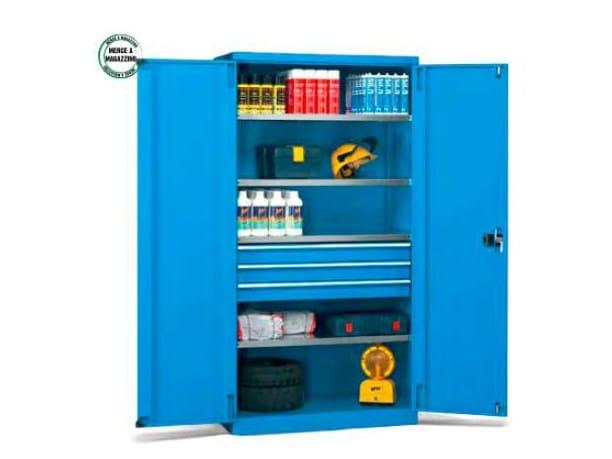 Heavy duty storage cabinet 03010 | Heavy duty storage cabinet - Castellani.it