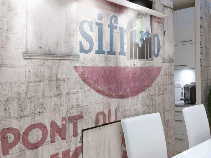 Carta da parati effetto muro in vinile dynamo glamora for Carta da parati effetto muro rovinato