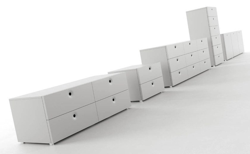 Sectional chest of drawers ANISH | Chest of drawers by horm