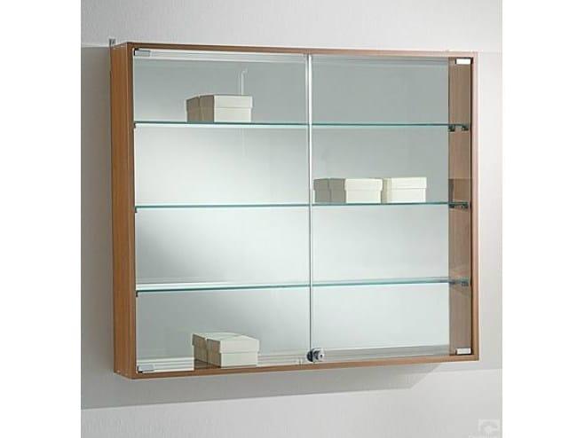 Wall-mounted retail display case VE95/80BA | Retail display case - Castellani.it