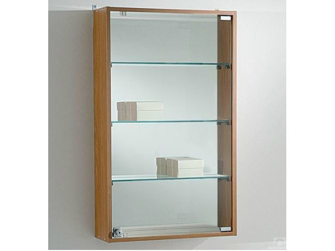 Wall-mounted retail display case VE50/80BA | Retail display case - Castellani.it