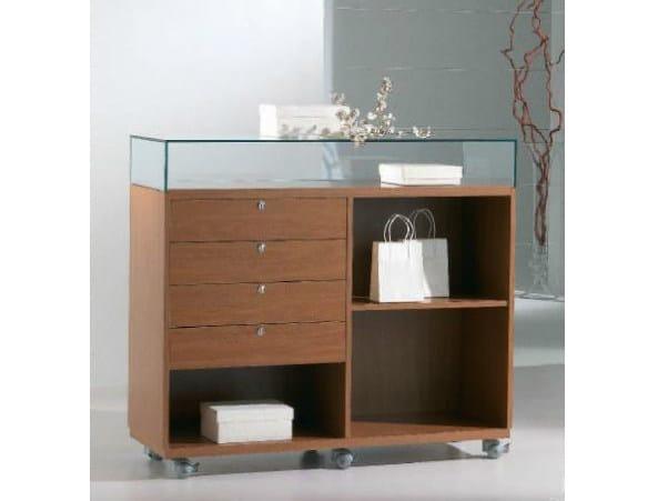 Shop furnishing VE120105B - Castellani.it