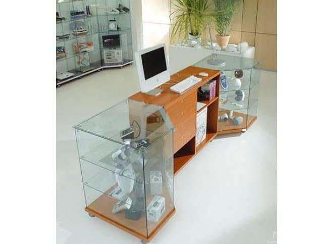 Shop furnishing CAST comp. A - Castellani.it