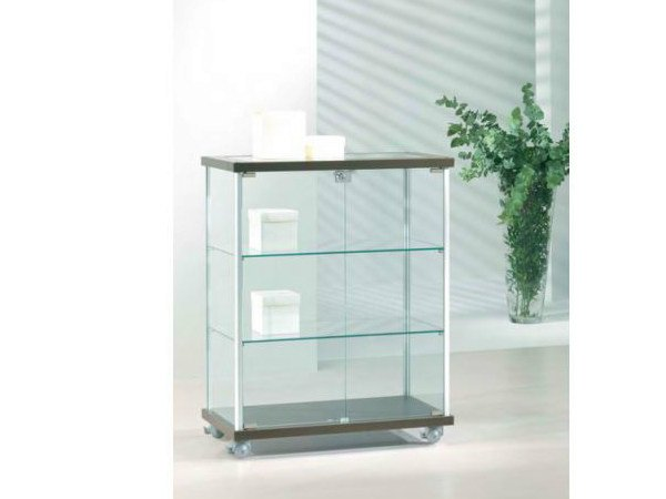 Retail display case with casters VE73/B | Retail display case by Castellani.it