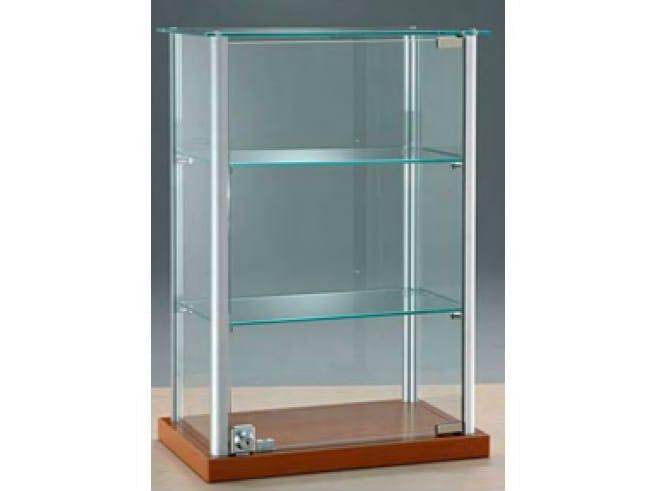Floor-standing retail display case VE4/6 | Retail display case - Castellani.it