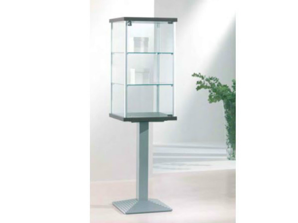 Floor-standing retail display case VE3/PF | Retail display case by Castellani.it