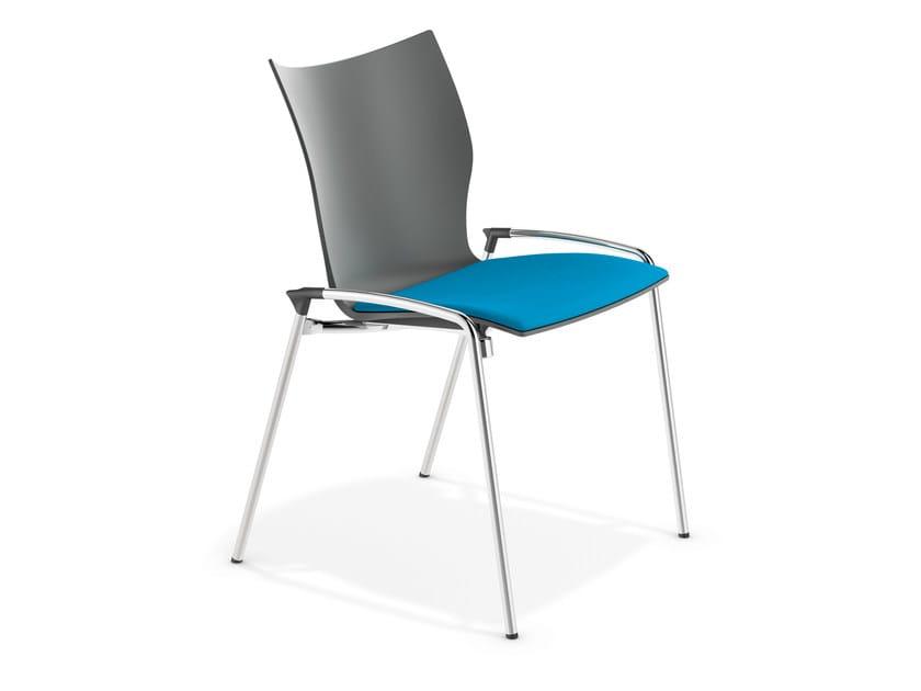Training chair with linking device LYNX III | Training chair - Casala