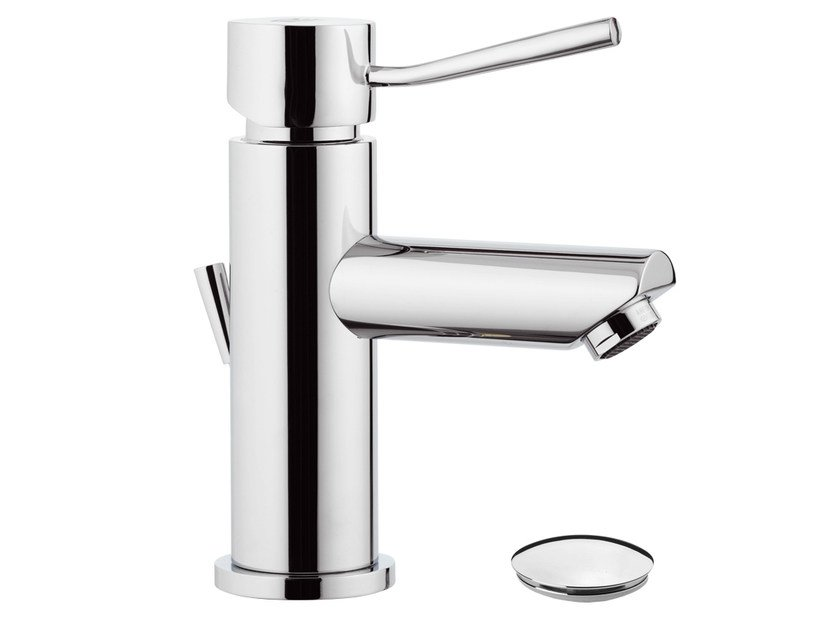 Countertop 1 hole washbasin mixer MINIMAL | Washbasin mixer - Remer Rubinetterie