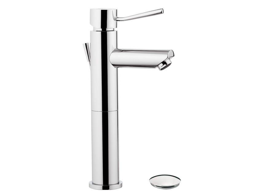 Countertop 1 hole washbasin mixer MINIMAL | 1 hole washbasin mixer - Remer Rubinetterie