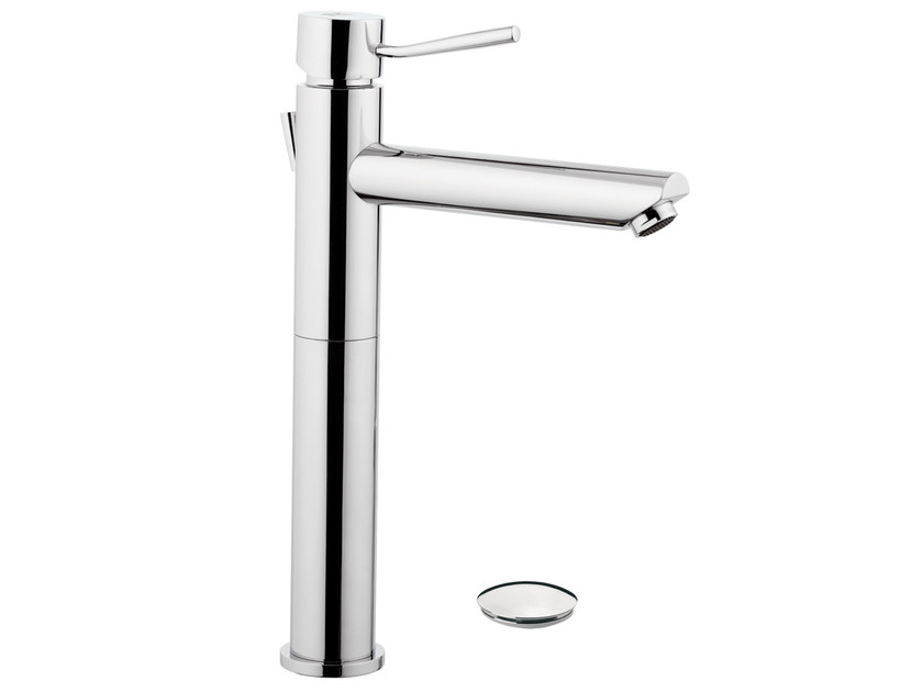Countertop 1 hole washbasin mixer MINIMAL | Washbasin mixer - Remer Rubinetterie