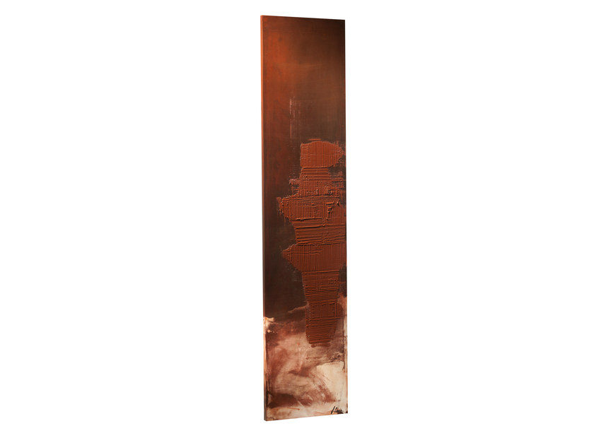 Wall-mounted Olycale® panel radiator DOCK GRANIT - CINIER Radiateurs Contemporains