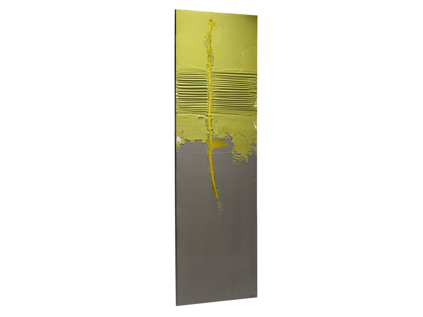 Wall-mounted Olycale® panel radiator GREEN SPIRIT by Cinier