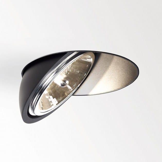 faretto a soffitto da incasso tweeter trimless 111 delta. Black Bedroom Furniture Sets. Home Design Ideas