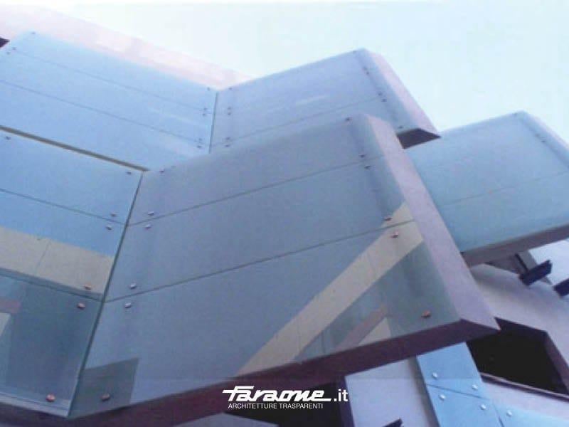 Vidraça de fixação pontual VETRISSIMO - FARAONE