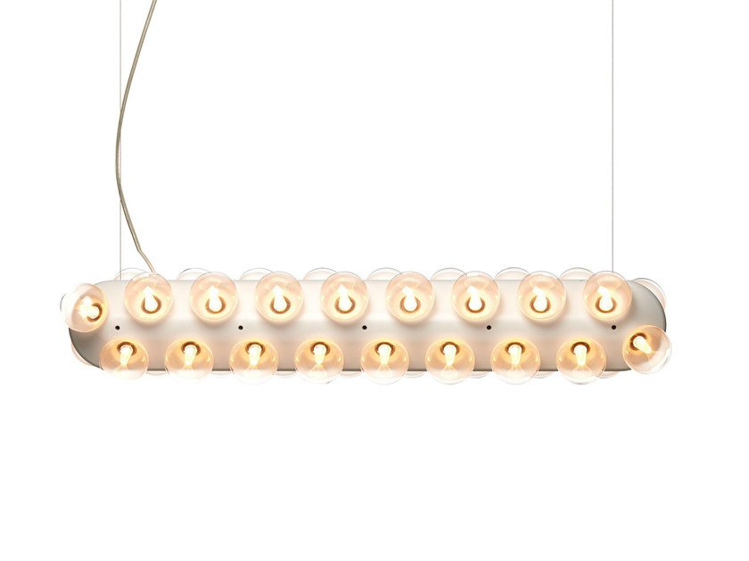 LED direct light pendant lamp PROP LIGHT - Moooi©
