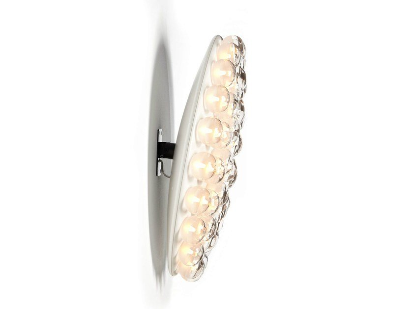 LED direct light wall lamp PROP LIGHT WALL - Moooi©