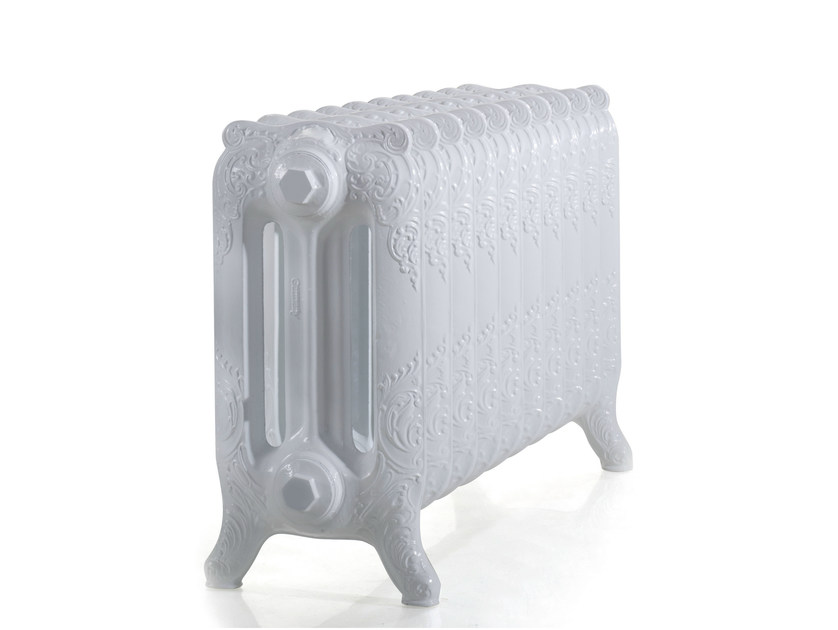 Floor-standing cast iron decorative radiator VOLTAIRE by Cinier