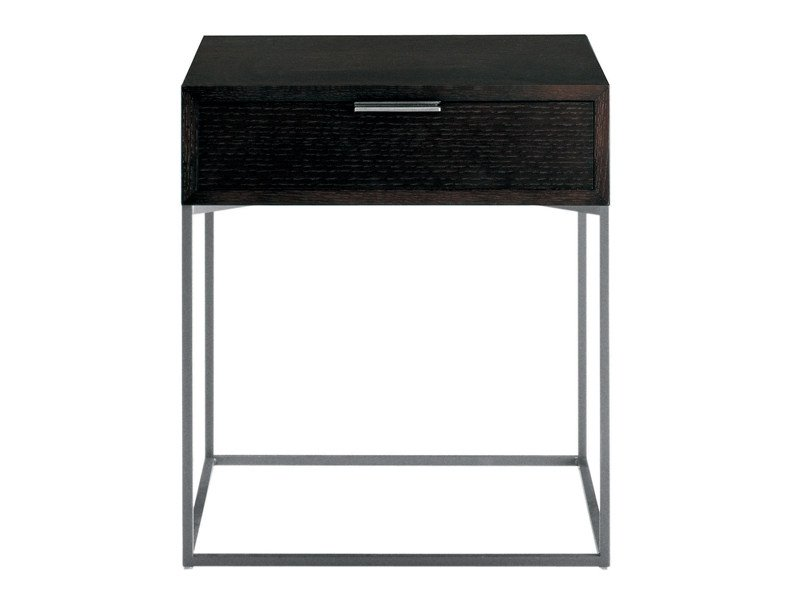 Bedside table with drawers OSCAR - Zanotta