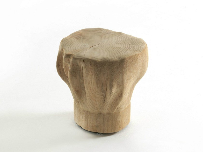 Cedarwood stool CHEF - Riva 1920