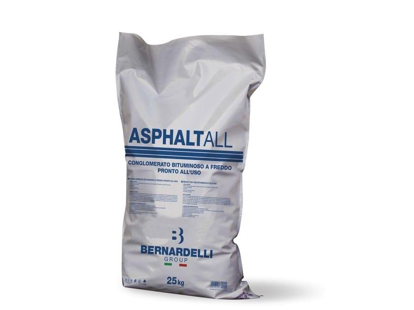 Bituminous conglomerate for asphalt ASPHALTALL - Bernardelli Group