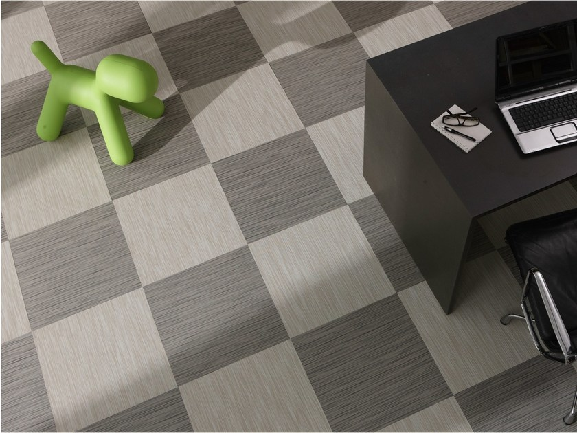 Static dissipative vinyl flooring BE SMART - Dickson