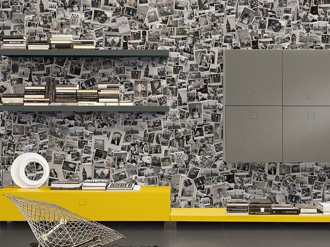 Motif vinyl wallpaper MAGIC MOMENTS by GLAMORA