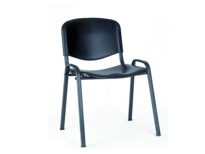 Stackable plastic chair SED | Stackable chair - Castellani.it