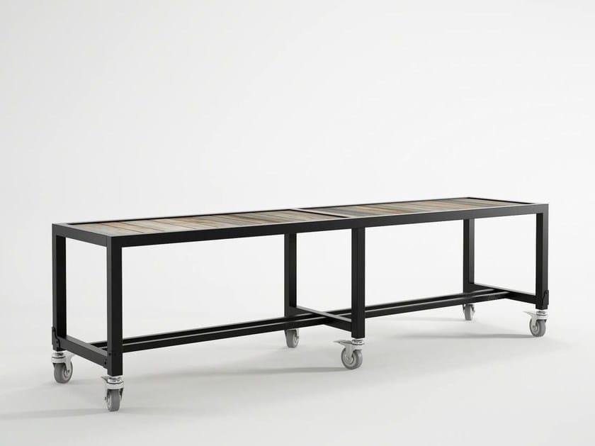 Wooden bench AK- 14 | Bench - KARPENTER