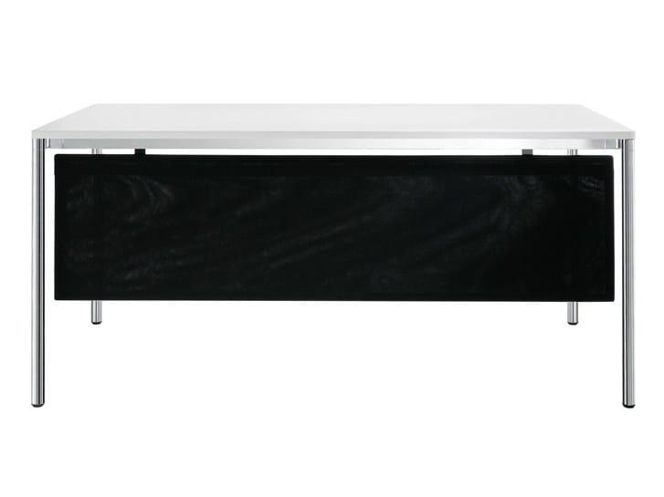 Rectangular table 4LAST - Brunner