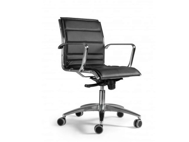Medium back executive chair COMET | Executive chair by Castellani.it